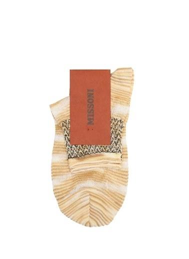 Missoni Çorap Sarı